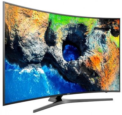 Samsung 55mu6650 (4K Ultra HD,SMart,Wi-Fi,Curved)