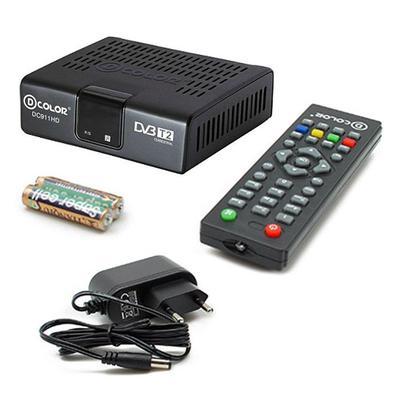 Цифровая приставка с тюнером DVB-T2 (DVB-T,T2)