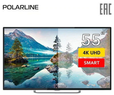 Polarline 55PL52tc-sm (4K UltraHd,Android,Wi-Fi)
