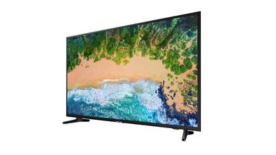 Samsung 43NU7120 (4K UltraHd,Smart,Wi-Fi,2018)