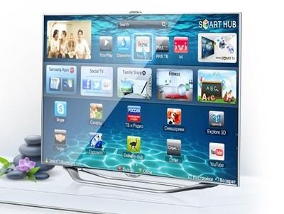 Samsung  ue40es8007 (Full HD, Smart TV, Wi-Fi, 3D)
