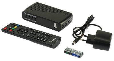 Цифровая приставка с тюнером HD72 (DVB-T,T2,C)