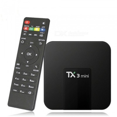 Android TV BOX TX 3 Mini