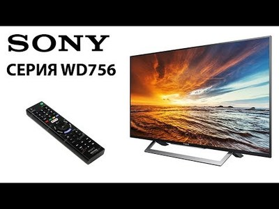 Sony 43wd756 (FHD,Smart,Wi-Fi)