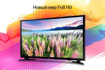 Samsung UE32J5205AK (FHD,Smart,Wi-Fi)